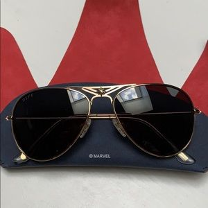 DIFF Captain Marvel Sunglasses